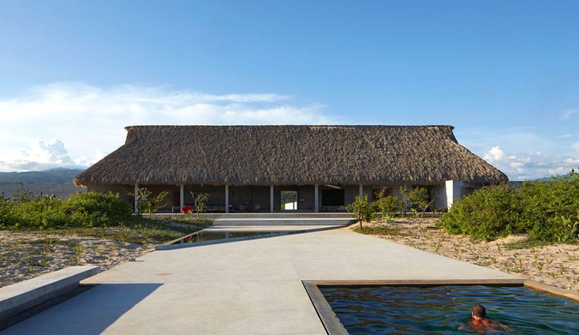 Casa Wabi Tadao Ando