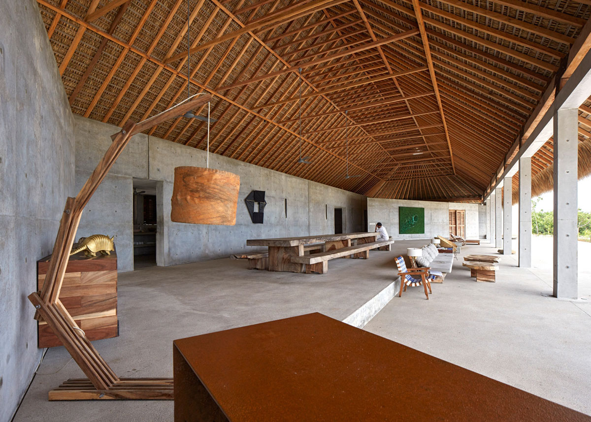 Casa wabi tadao ando archeyes for Casa design