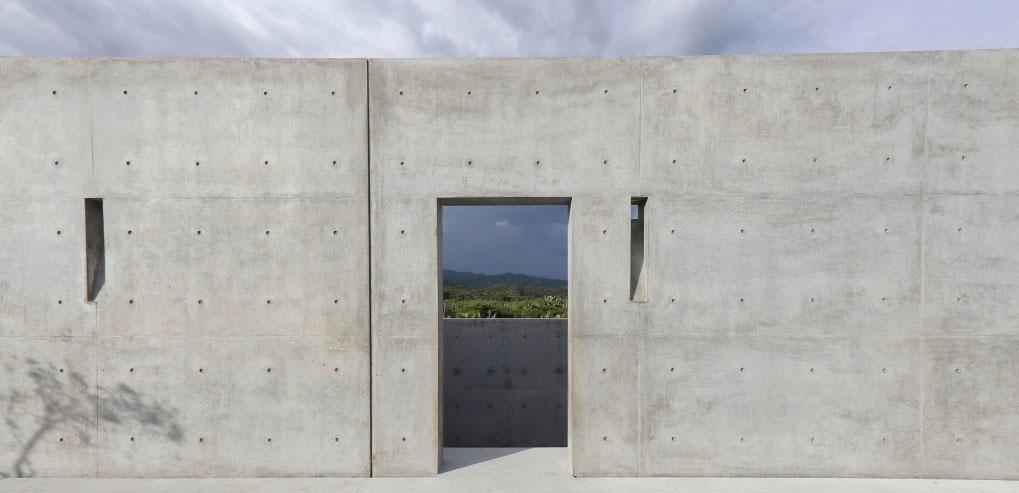 Casa Wabi Tadao Ando ⋆ Archeyes