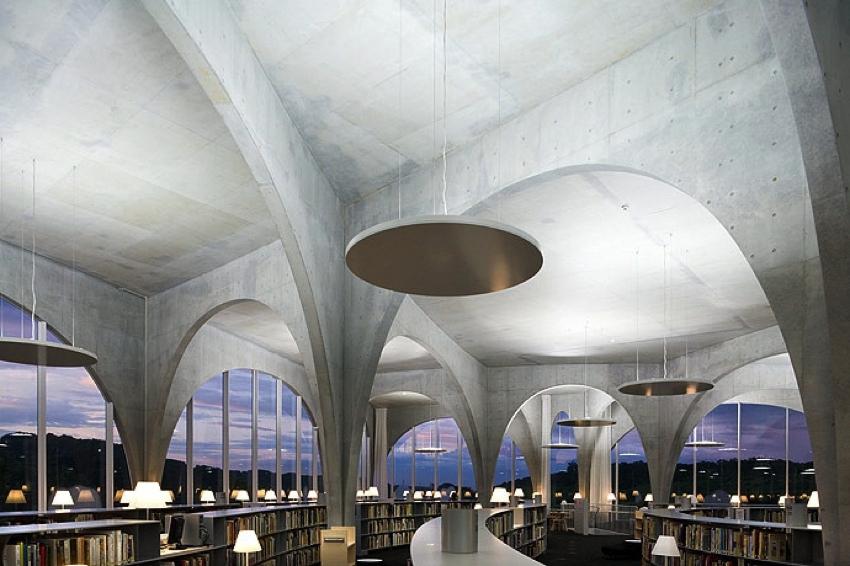 Toyo Ito / Tama Art University Library