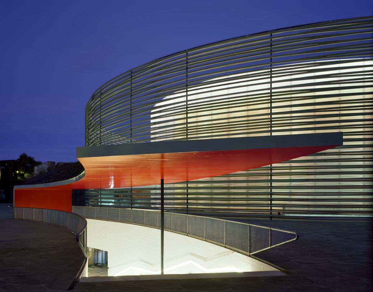 Badajoz Congress Center / Selgas Cano