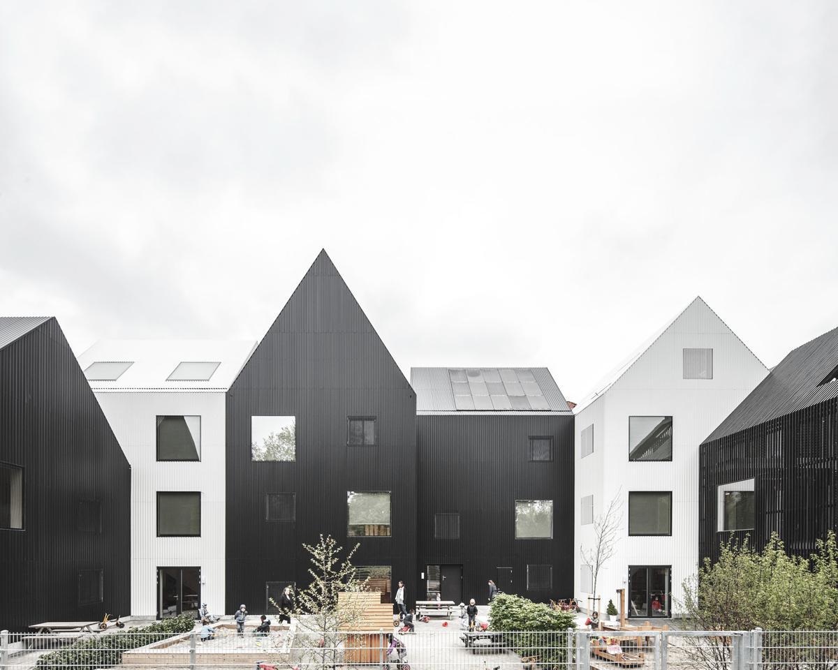Frederiksberg Kindergarten / COBE
