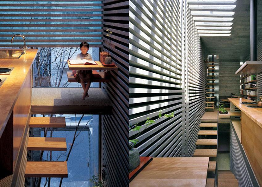 The Layer House / Hiroaki Ohtani