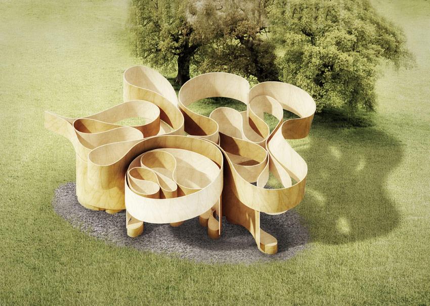 Serpentine Summer House 2016 / Barkow Leibinger
