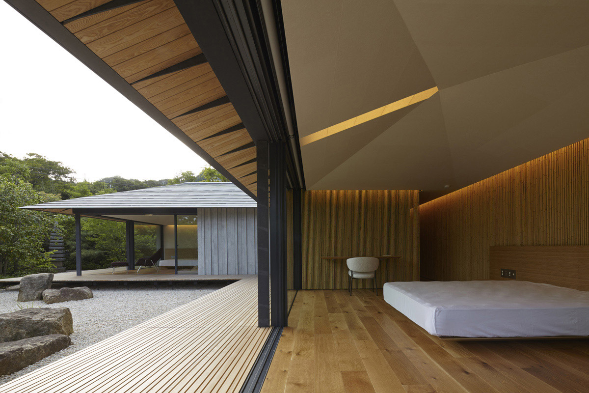 PC House / Kengo Kuma and Associates