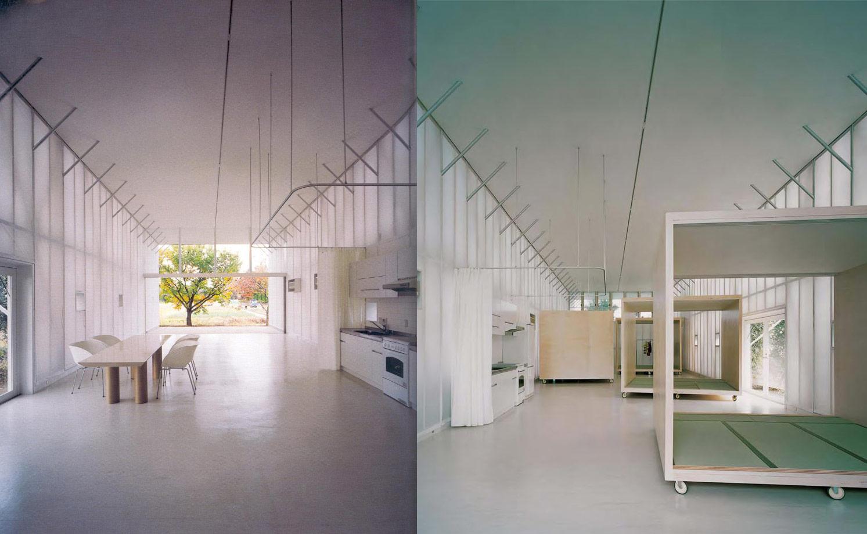 Naked House / Shigeru Ban