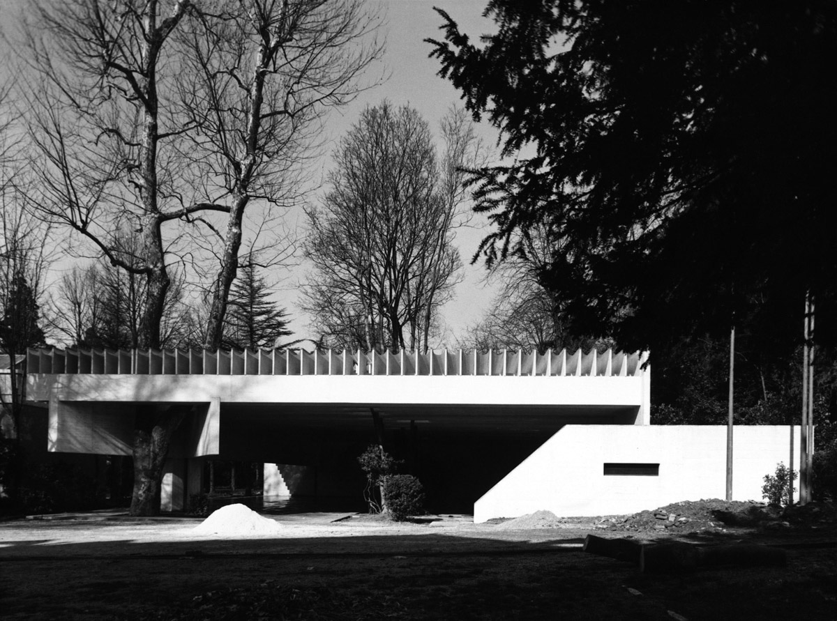 Norwegian Pavilion in Brussels World Exhibition / Sverre Fehn