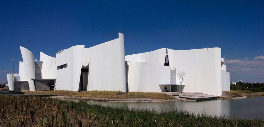 International Baroque Museum in Puebla / Toyo Ito
