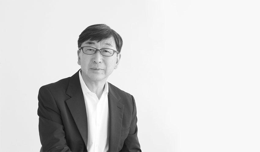 Toyo Ito Portrait