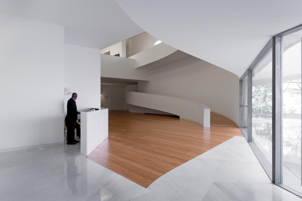 Iberê Camargo Foundation / Alvaro Siza