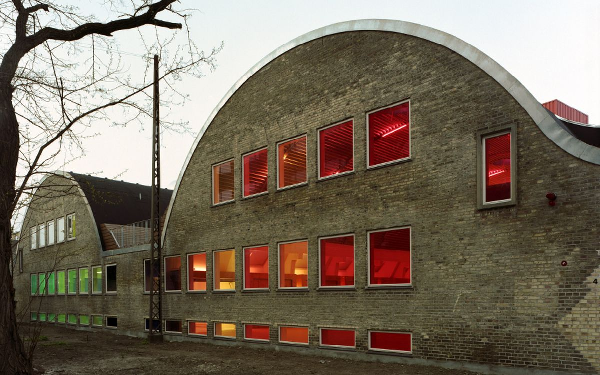 SJA - 'The Gang' school / JDS architects