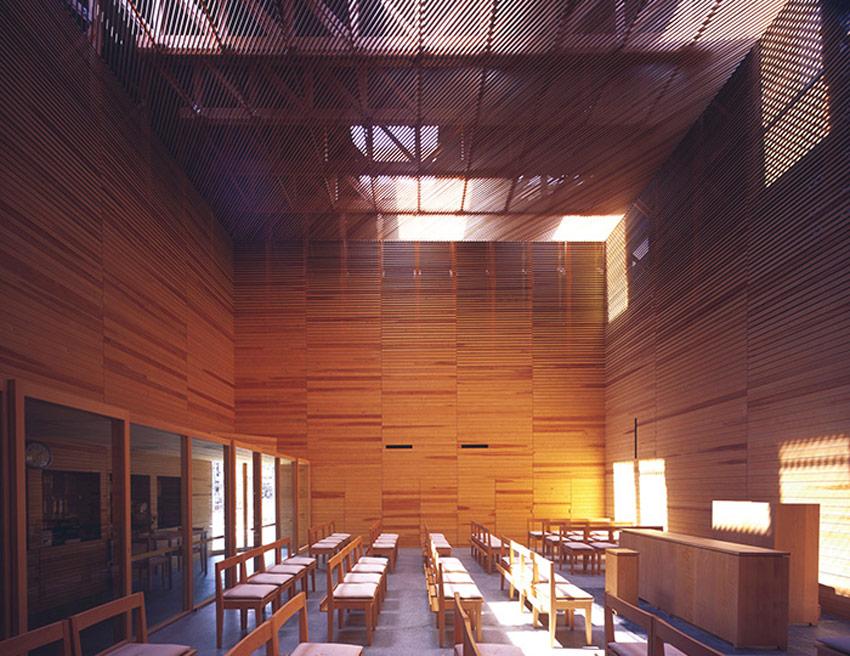 Sunpu Church in Shizuoka / Taira Nishizawa