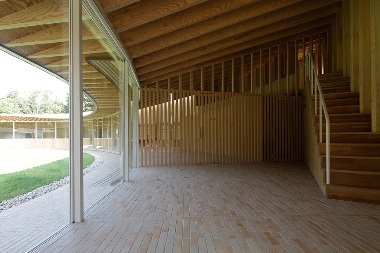 Villa at Sengokubara / Shigeru Ban