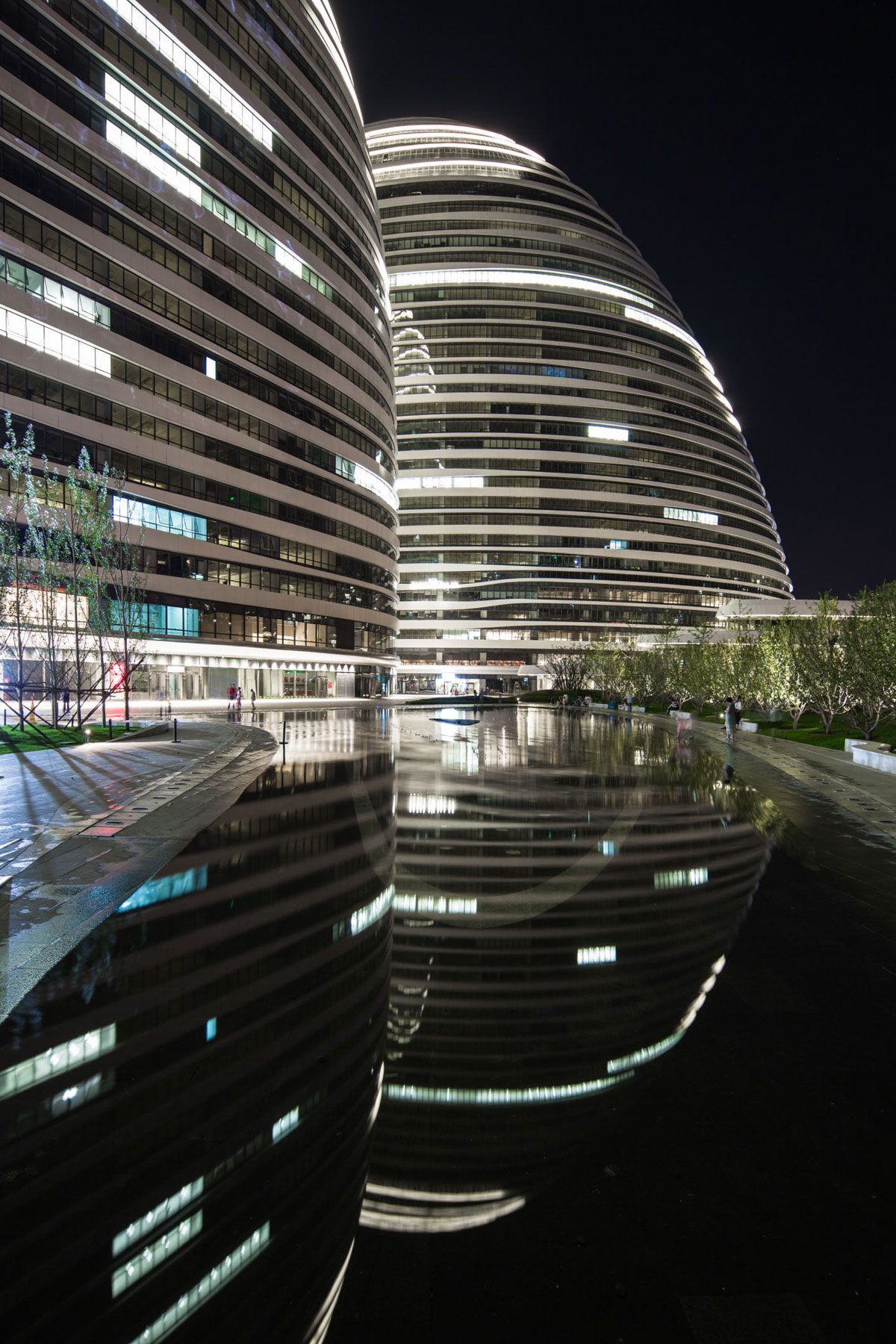 Wangjing SOHO / Zaha Hadid Architects
