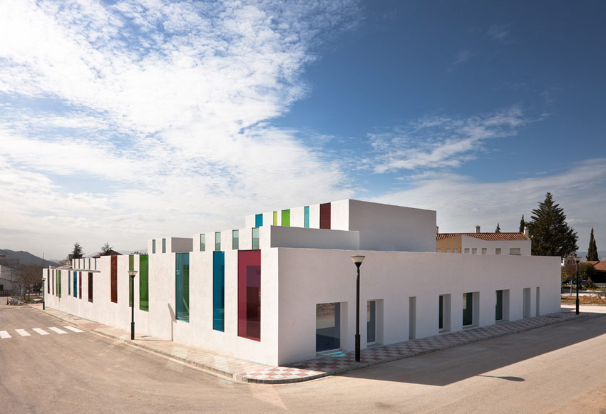 Chaparral Educational Center / Alejandro Muñoz Miranda