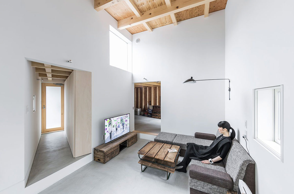 House D in Asahikawa / Jun Igarashi