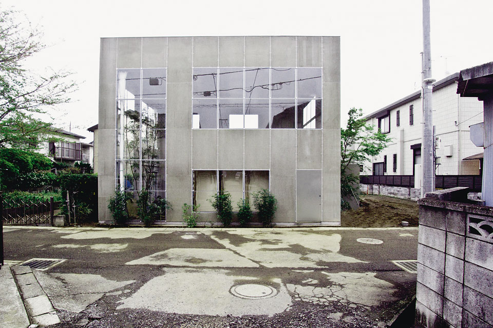 House for a young couple in tokyo junya ishigami