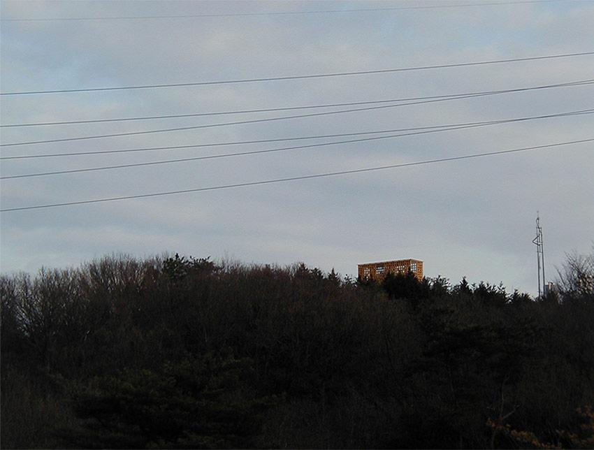 Kaisho Forest Viewpoint / Atsushi Kitagawara