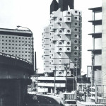 Nakagin Capsule Tower / Kisho Kurokawa