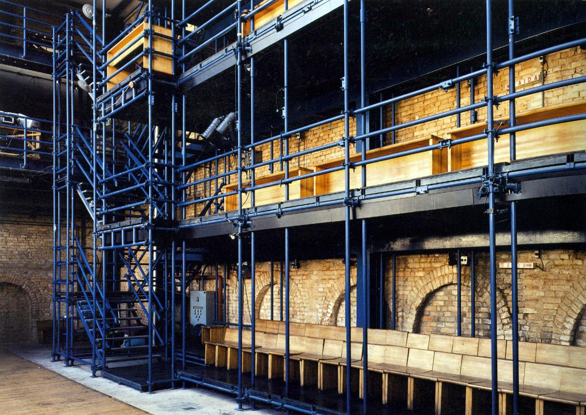 Teatro Oficina / Lina Bo Bardi