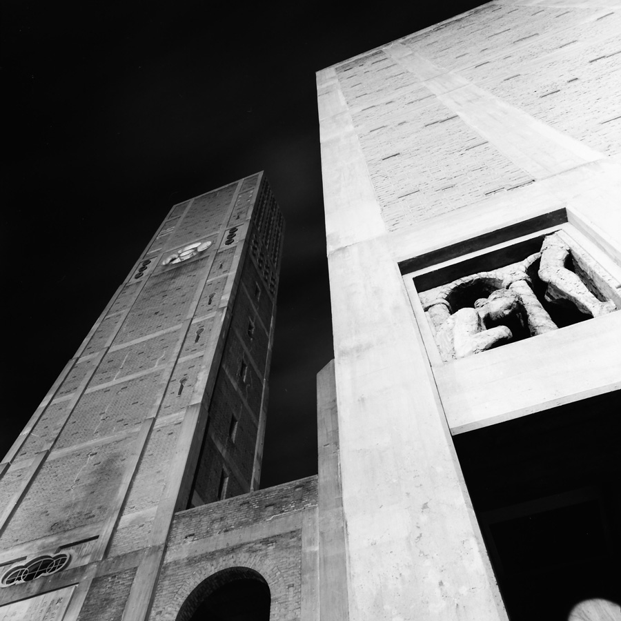 World Peace Memorial Cathedral / Togo Murano