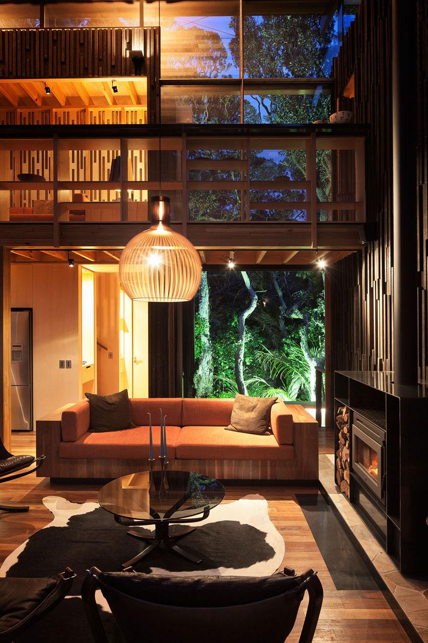 Under Pohutukawa House Herbst Architects ⋆ Archeyes