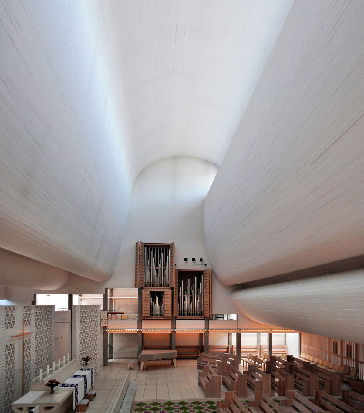 Bagsvaerd Church / Jørn Utzon