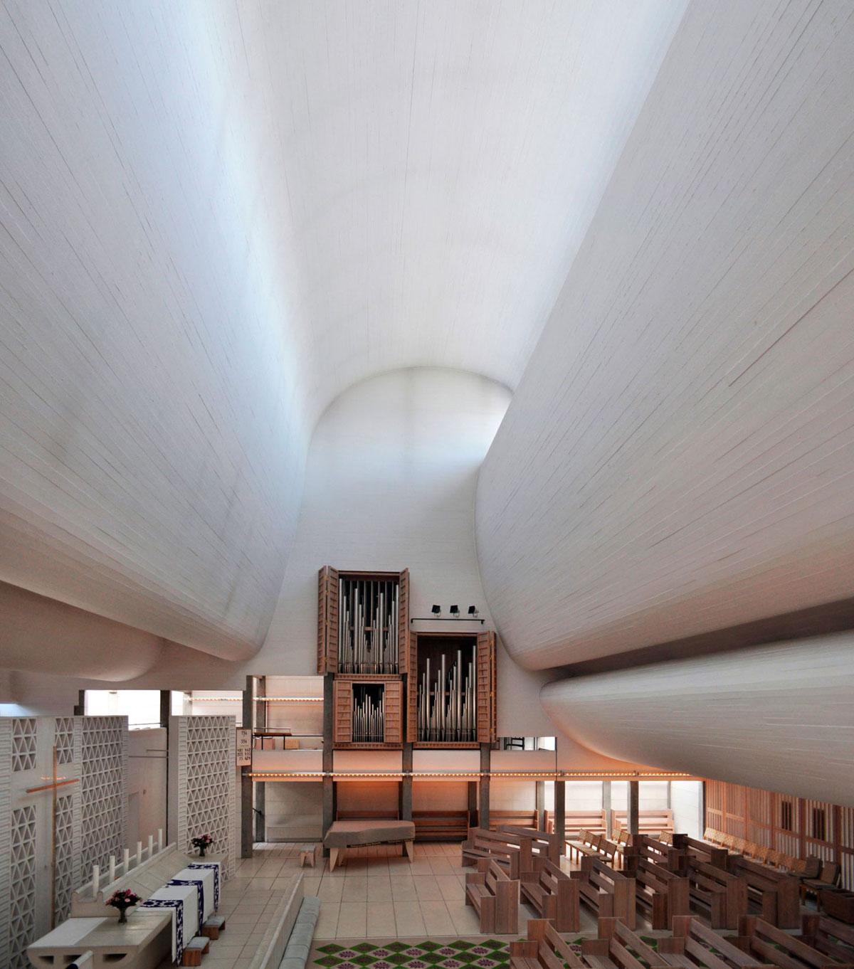 Bagsvaerd Church / Jørn Utzon