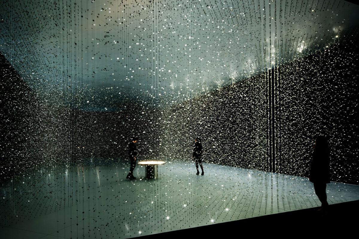 time is TIME Installation for the Milan Design Week 2016 / DGT architects