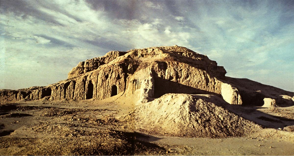 Ziggurat Architecture in Mesopotamia ⋆ ArchEyes