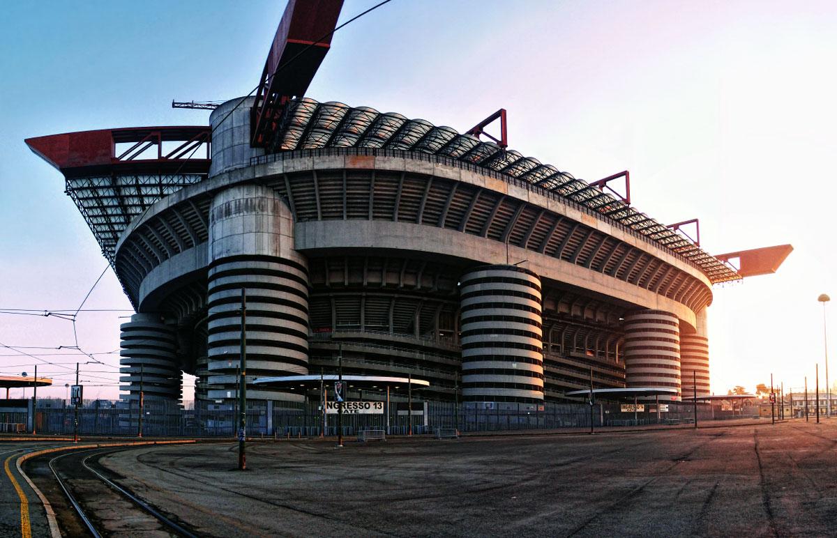 San Siro Stadium (Giuseppe Meazza) / Cugini & Stacchini + Ragazzi & Hoffer