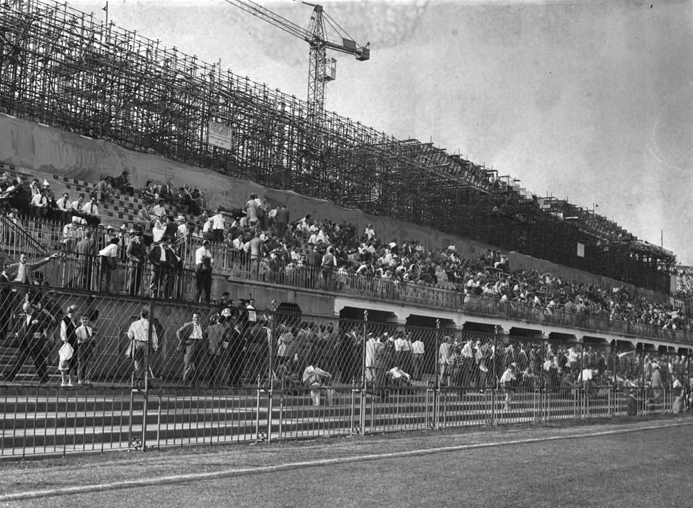 San Siro Stadium Giuseppe Meazza Cugini Amp Stacchini