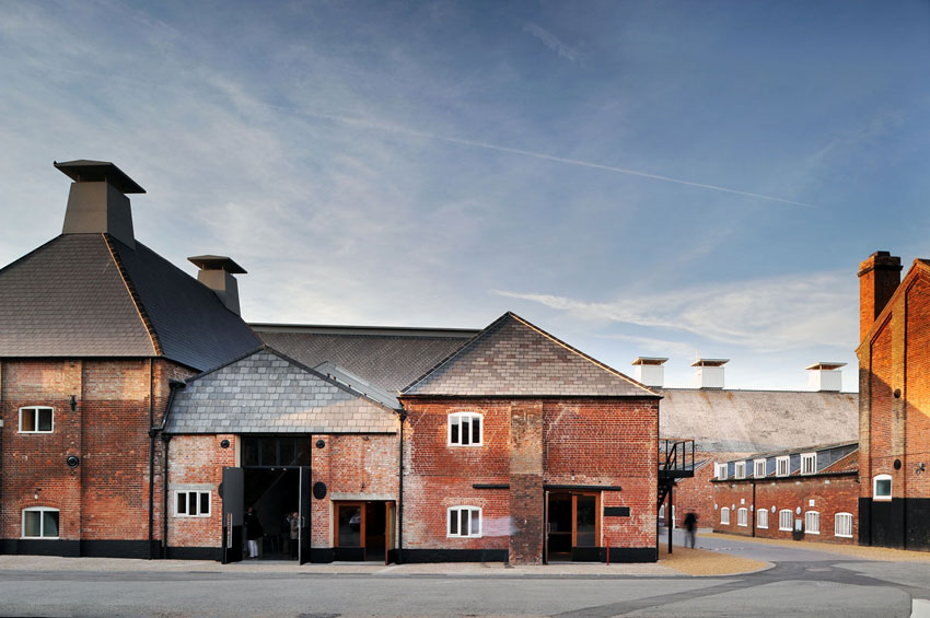 Aldeburgh Music Creative Campus / Haworth Tompkins Architects