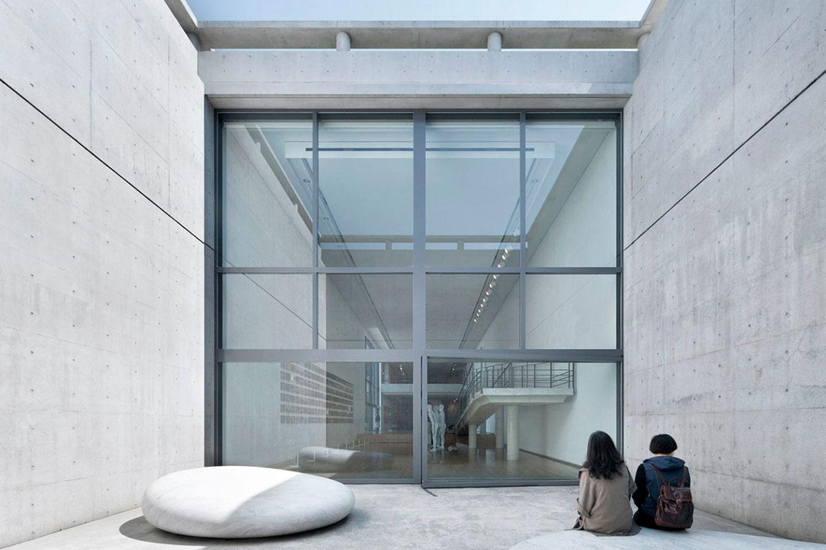 Benesse House Museum Tadao Ando ⋆ Archeyes