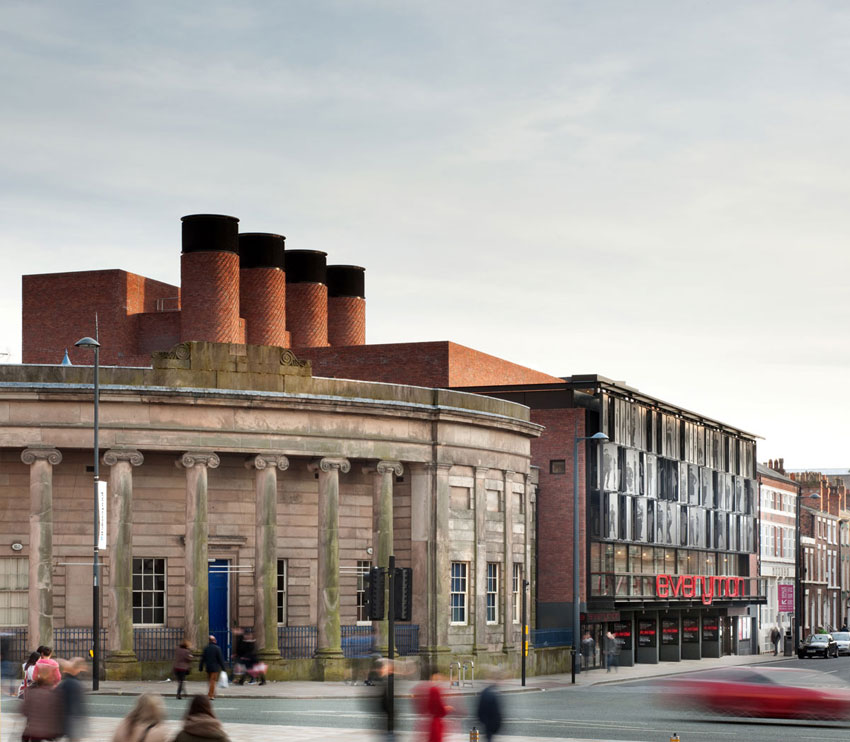 Liverpool Everyman Theatre Haworth Tompkins Architects