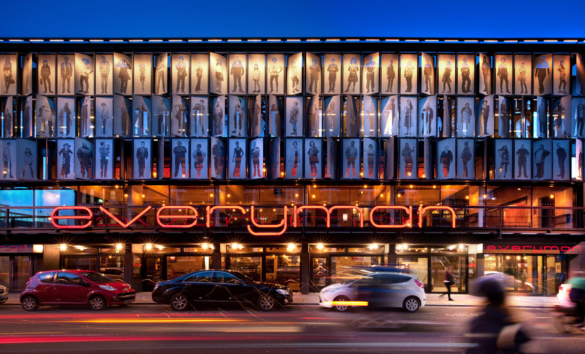 Liverpool Everyman Theatre / Haworth Tompkins Architects