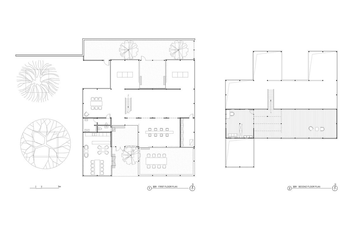 Studio Atelier GOM Plans