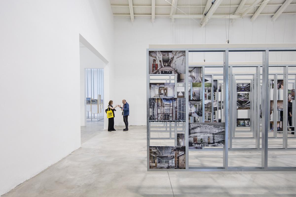 Unfinished spanish pavilion at venice biennale 2016 for Biennale venezia 2016