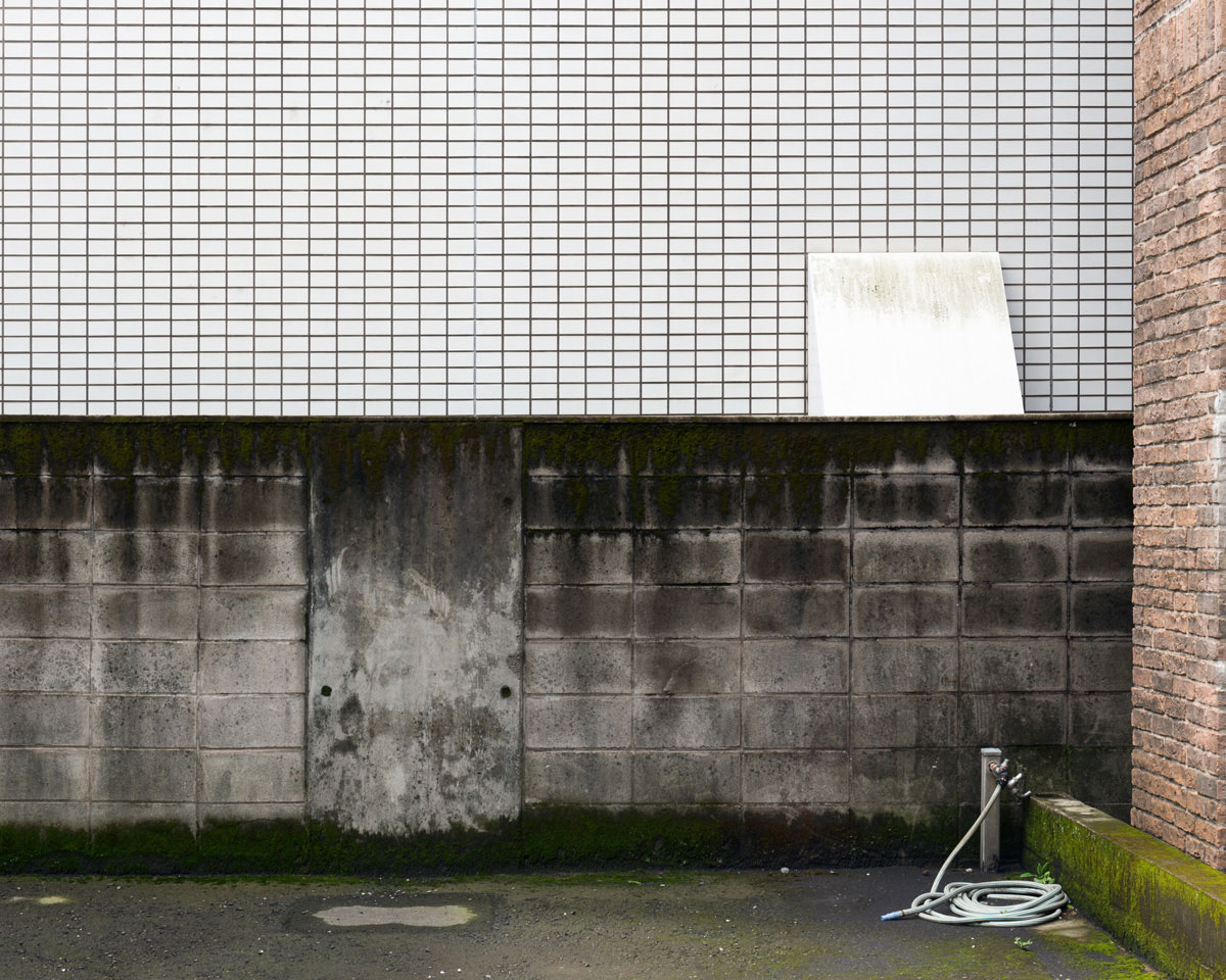"Japan ""Ordinary Backdrops"" by Louise de Belle"