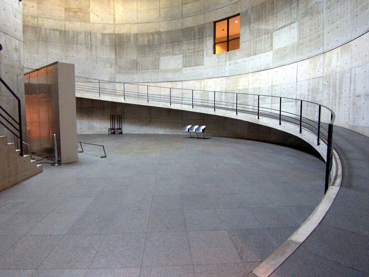 Benesse House Museum Tadao Ando ArchEyes