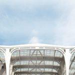 Fengxian Civic Centre Canopy / Atelier GOM