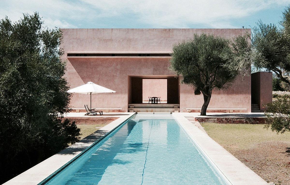 Neuendorf House / John Pawson + Claudio Silvestrin ⋆ ArchEyes
