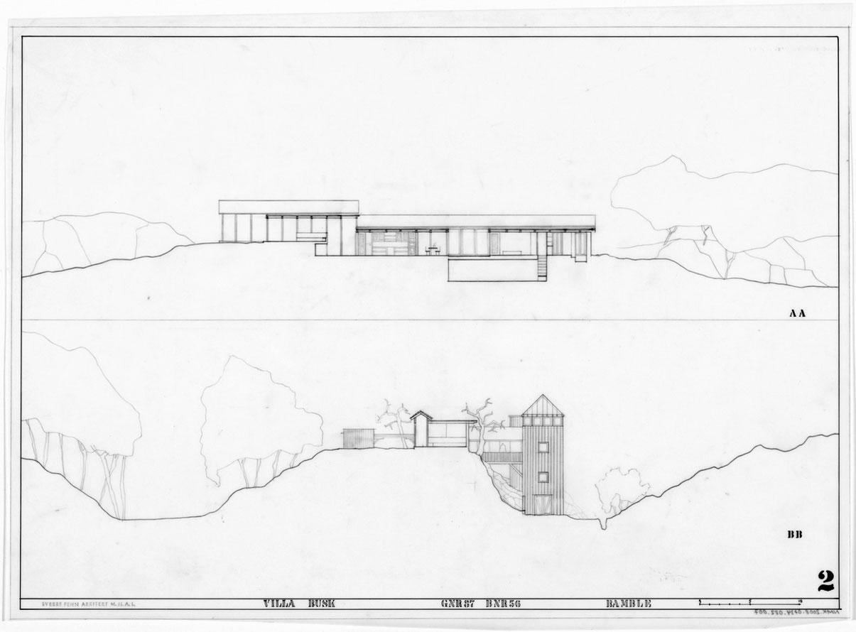 Villa Busk Sverre Fehn ⋆ Archeyes