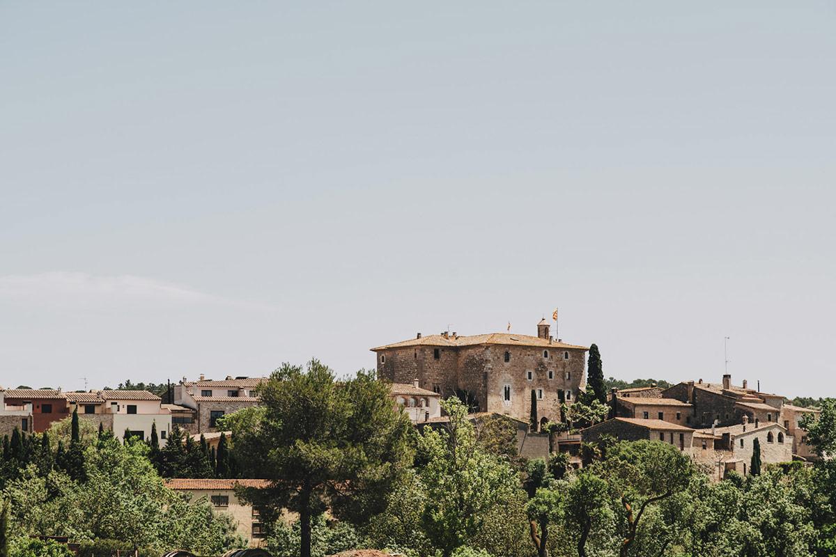Sant Mori Pergola / Mesura