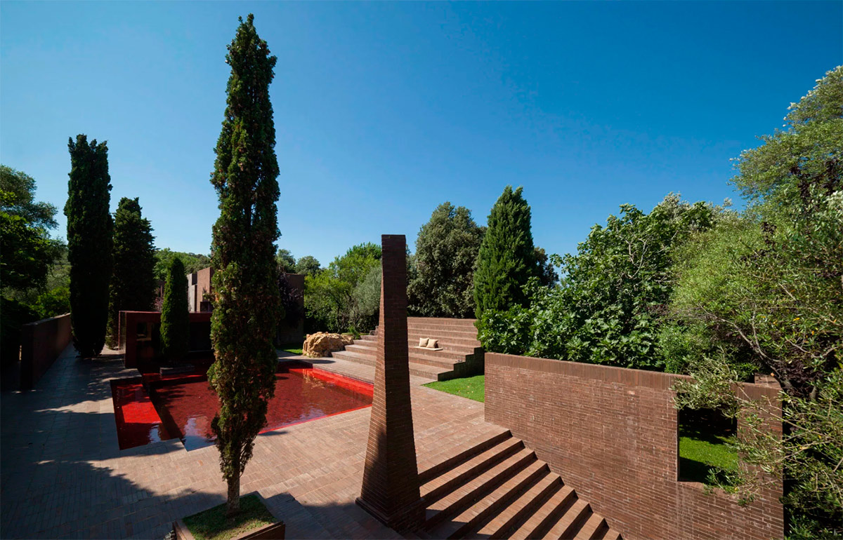 Family House at the Empordà / Ricardo Bofill Taller de Arquitectura
