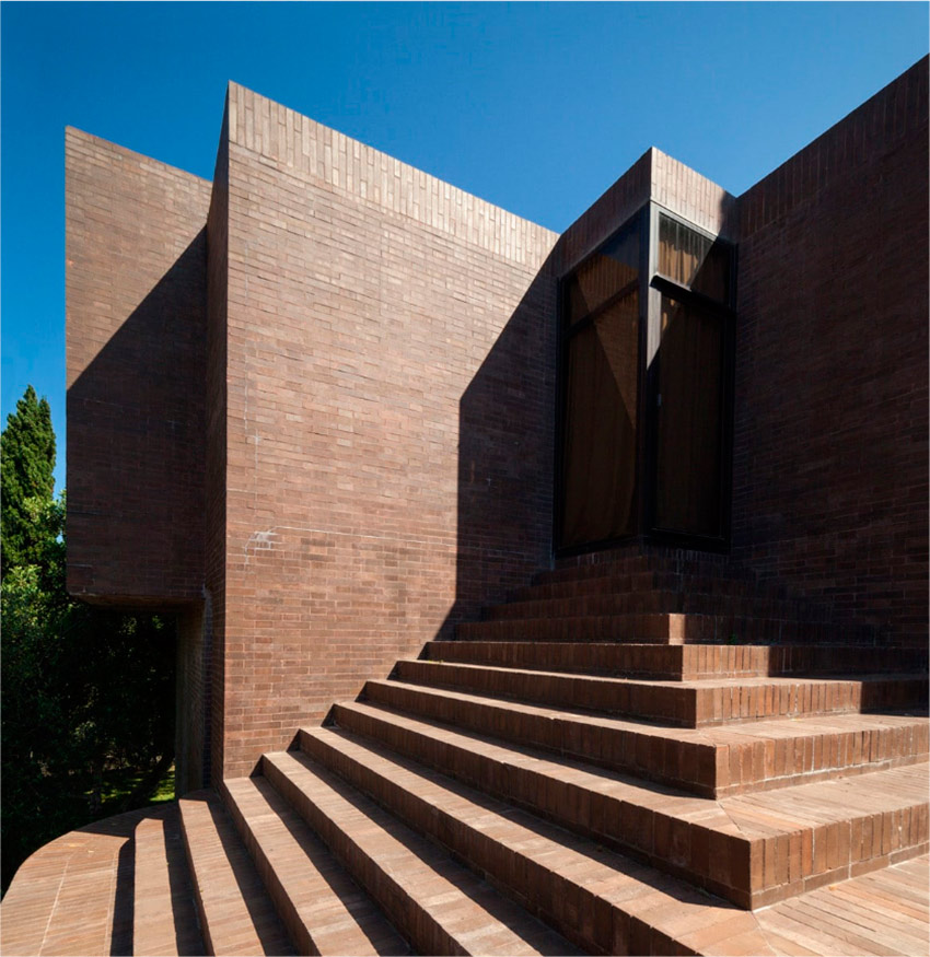 Family House At The Empord 224 Ricardo Bofill Taller De