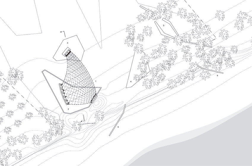 Haduwa Arts & Culture Institute Stage Plans / [a]FA _ [applied] Foreign Affairs