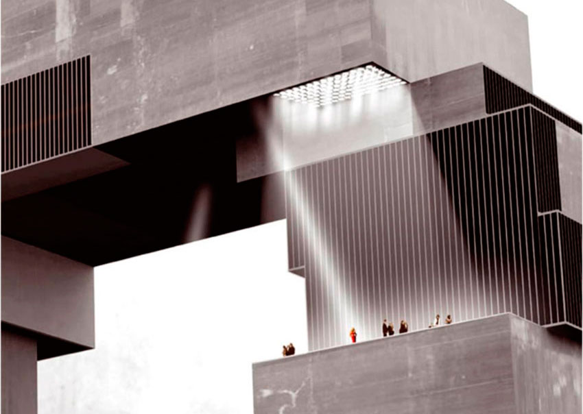 Hamburg Science Center / OMA