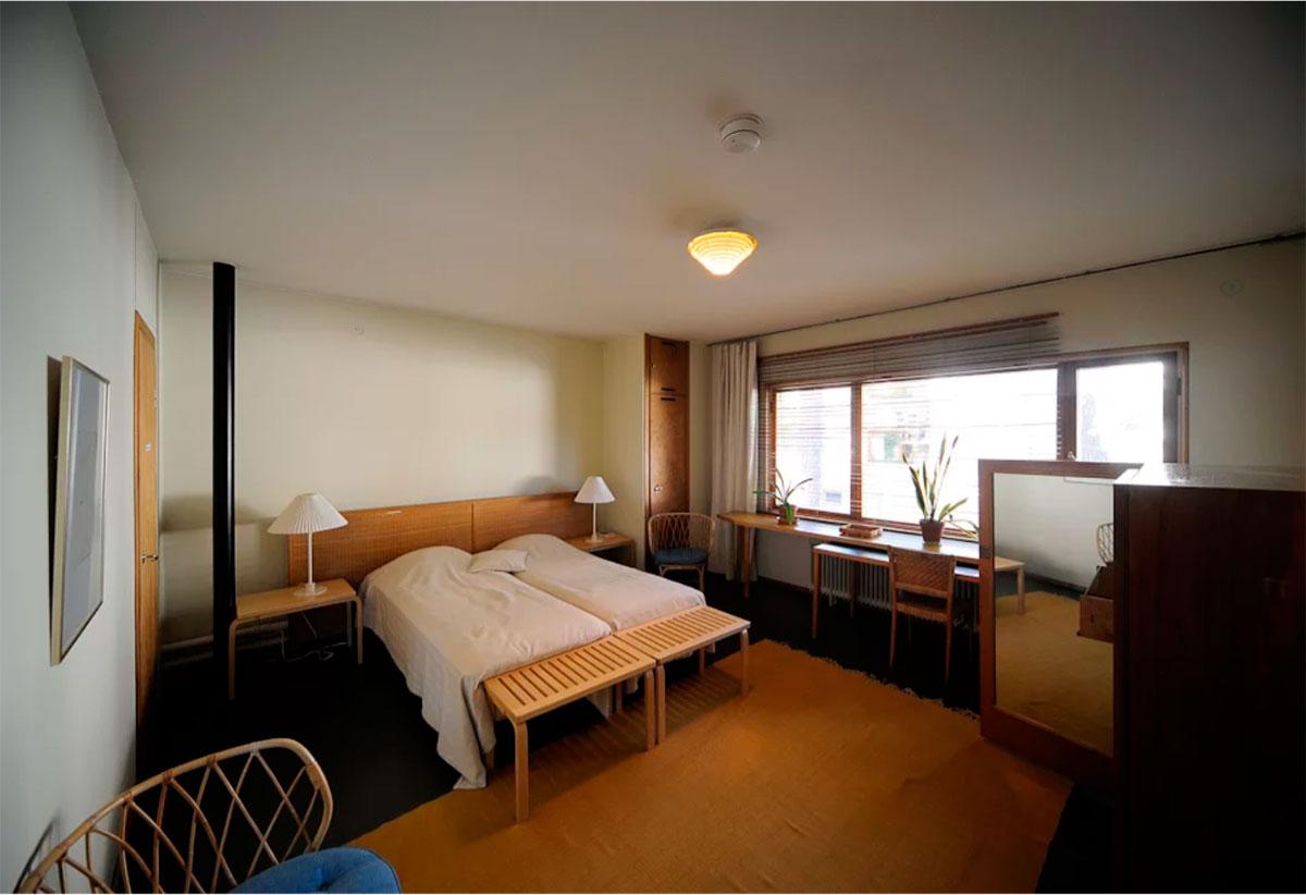 Theaalto House Alvar Aalto