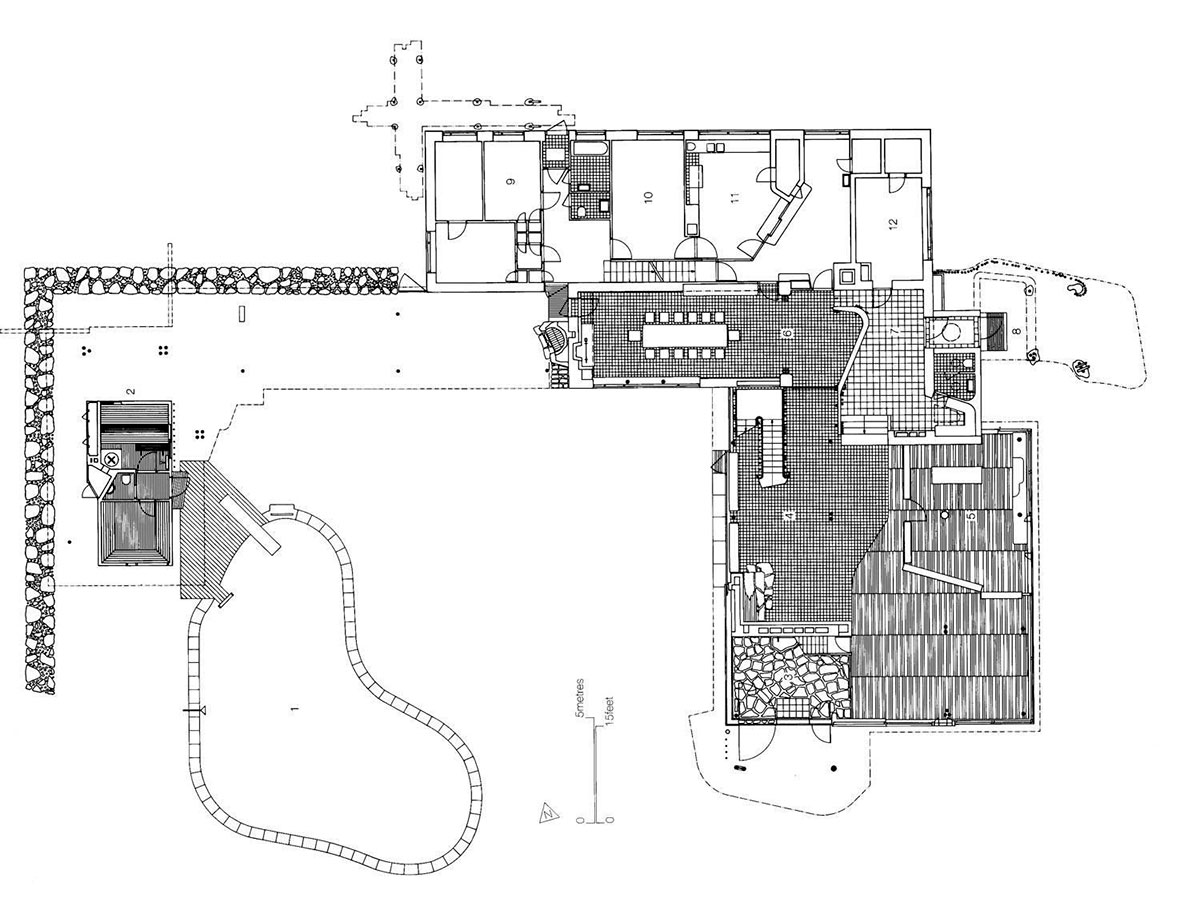 Villa Mairea Plans